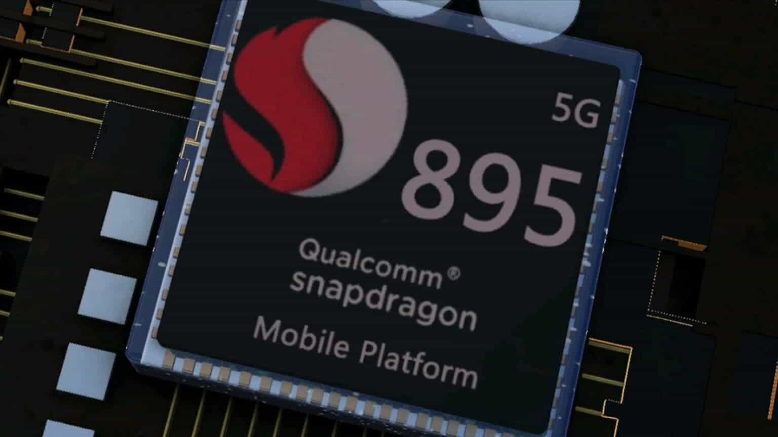 Snapdragon 895