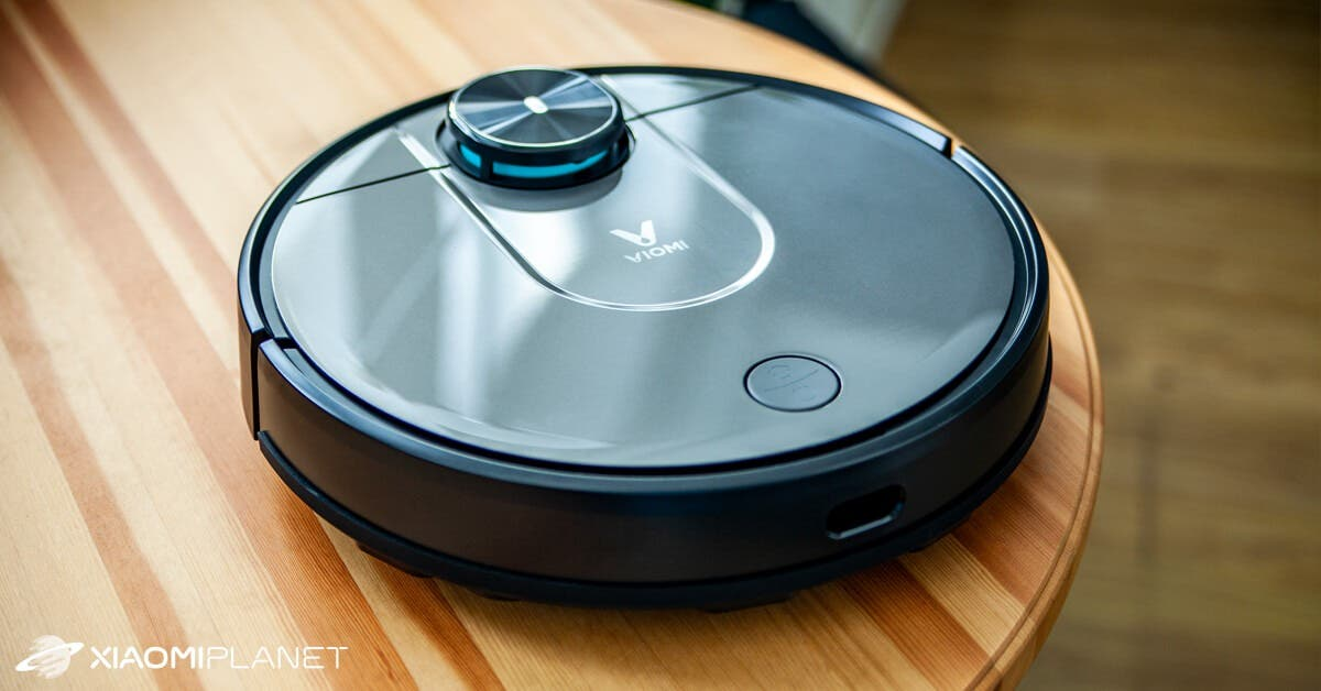 VIOMI V2 Pro: η smart home σκούπα που έψαχνες, 90€ «κάτω!»